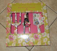 Mackenzie-Childs Morning Glory Garden Tool Set Of Three - New In Box - Beautiful