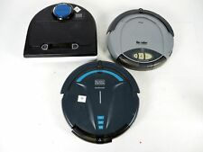 AS-IS iRobot Roomba Black+Decker Neato Botvac Lot for parts/repair