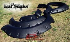 Kut Snake (Flare Set) FOR NISSAN NAVARA D40 (FRONT AND REAR)