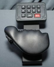 iFORCE CHP RCMP ROCKWELL COLLINS POLICE HAND CONTROL DEVICE NEW SURPLUS