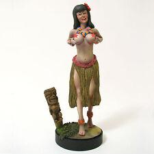 LF26 Hula Girl Jimmy Flintstone resin figurine kit