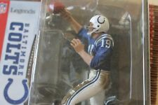 JOHNNY UNITAS, NFL LEGENDS 1, BLUE JERSEY MCFARLANE, BALTIMORE COLTS
