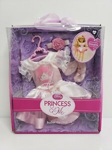 Disney Princess & Me Ballet Recital Aurora 4 Piece Set 2010