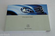 Mode D 'em Ploi Propriétaire ´S Manuel Mercedes Benz CLASSE M W163 Ml