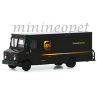 GREENLIGHT 33170 C 2019 PACKAGE CAR VEHICLE UPS UNITED PARCEL SERVICE 1/64 BROWN