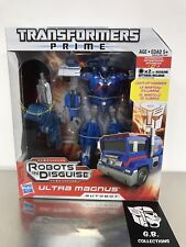 Transformers Prime Robots in Disguise Ultra Magnus Voyager Class NEW SEALED
