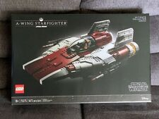 NIB LEGO STAR WARS A-WING STARFIGHTER ULTIMATE COLLECTOR SERIES 75275