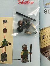 LEGO Marvel Super Heroes 76060 Minifigure de Karl Mordo / Baron Mordo
