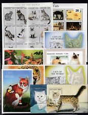 NT 10S/S ANIMALS - CATS - MNH - PETS - DOMESTIC ANIMALS - WHOLESALE