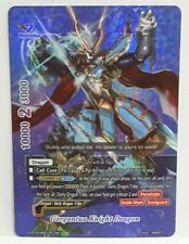 Bushiroad Future Card Buddyfight Gargantua Knight Dragon S-BT04/BR01EN BR N-Mint