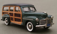 BROOKLIN models 1947 FORD v8 STATION WAGON