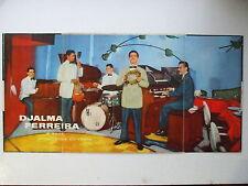 DJALMA FERREIRA - SEUS MILIONARIOS DO RITMO LP 1st 1958 BRAZIL JAZZ BOSSA NOVA