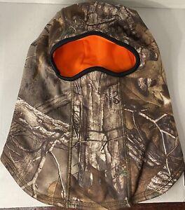 reversible hunting hood realtree xtra