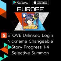 Epic Seven 7 Europe Account Seaside Bellona SSB + 5* + Limited 5* + Moonlight 5*