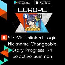 [Europe] Seaside Bellona SSB | Epic Seven Epic 7 Name Change Starter Account