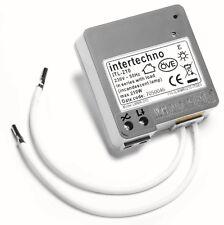 Funk-Modul Dimmer 210 Watt Einbaudimm für Lichtschalter Intertechno ITL-210 MINI
