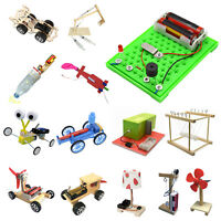 Children DIY Assembled Science Technology Experiment Educational Model Set Toy
