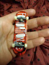 "Tech Deck Flip FOUNDATION Penny FINGER board excellent toy skateboard  3 3/4"""