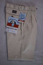 **VTG** W28L34 Levi's Chino Slack Demob Fit Beige Men's Trousers (1980s/90s)
