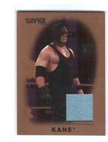 WWE Kane 2016 Topps Heritage BRONZE SS Mat Relic Card SN 23 of 99