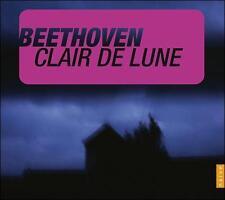 BEETHOVEN: CLAIR DE LUNE (NEW CD)