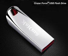Clé USB 64 Go SanDisk CZ71 Cruzer Force USB 2.0 Memory Stick Lecteur Flash