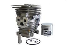 Kolben Zylinder passend zu Husqvarna 455  460 Motorsäge 47mm
