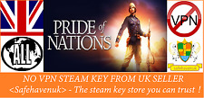 Pride of Nations Steam key no VPN Region Free UK Verkäufer
