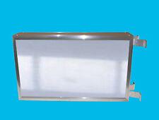 Leuchtreklame 1000x700 Nasenschild mit LED Leuchtwerbung 2 seitig Leuchtkasten