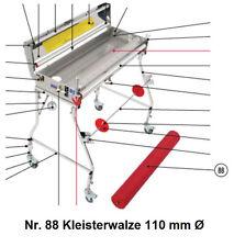 Tapofix Ersatzteil Nr. 88 Kleisterwalze 110 mm Ø -für CB 75 N/ CB 800 F  -