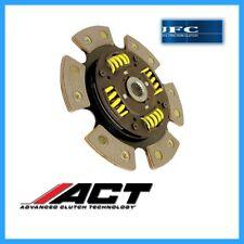 ACT XTREME HDG6 6PAD SPRUNG CLUTCH DISC JDM 93 94 95 LANCER EVO 1 2 3 TURBO 2.0L