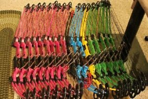 NASP/ S3DA Scout Strings Made New Scout/ School Compound Full Set Genesis Bow