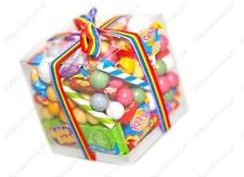 Bubblegum Sweet Mega Mix Gift Cube, Ribbon, Ideal Christmas Birthday Gift Bubble