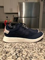 Adidas Boost NMD R2 PK Size 12 Collegiate Navy Style BB2952