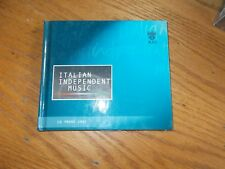 ITALIAN INDEPENDENT MUSIC CD