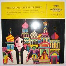 Serge Jaroff / Don Kosaken Chor Same (DG, 10'') [LP]
