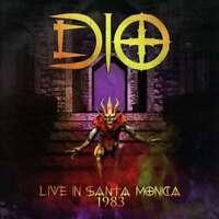 Dio - Live In Santa Monica 1983 Neue CD