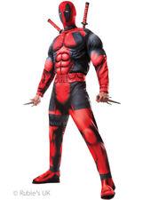 Adult Mens Deluxe Deadpool Costume