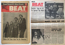 WCFL Beat Vintage Music October 21 1967 Mamas and Papas