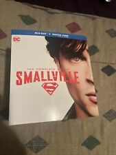 New ListingSmallville: The Complete Series (20th Anniversary Edition) (Blu-ray) No Digital