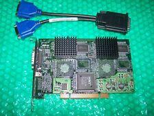 Matrox G450 MMS 64MB Dual Monitors PCI Graphics Card