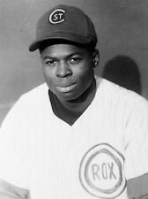 LOU BROCK CARDINALS, PLAYING FOR ST CLOUD ROX IN 1961, WON BATTING TITLE   8X10
