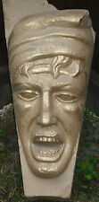Keystone Art Deco Face
