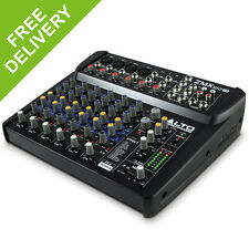Alto ZMX122FX - 8 Channel Compact Mixer with Effects
