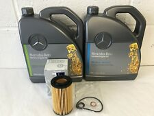 """Genuine Mercedes-Benz Petrol/Diesel """"A"""" Service Engine Oil and Filter Kit NEW"""