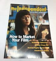 September 2003 The Independent ~ AMERICAN SPLENDOR Hope Davis