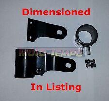 Black headlight brackets to fit Honda CB1000 Big1 P/R/S/T 1993 1994 1995 1996