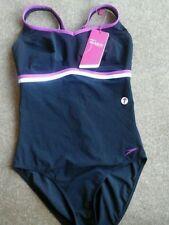 Speedo Polyamide V Neck Swimwear for Women