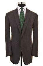 RECENT Ermenegildo Zegna DUO Wool CASHMERE Sport Coat Jacket Blazer EU 58 L