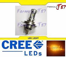 CREE LED 30W HS1 30W ORANGE AMBER ONE BULB HEAD LIGHT SHOW LAMP PLUG PLAY BIKE
